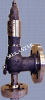 9 SERIES PRESSURE SAFETY VALVES