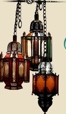 MOROCCAN LANTERN