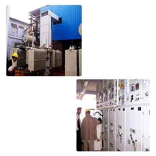 Supply, Installation, Testing & Commissioning Of Electrical System Of Industrial / Captive Power