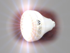 Solar LED Bulbs