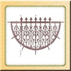 ... specification of compound wall grills the designer compound wall