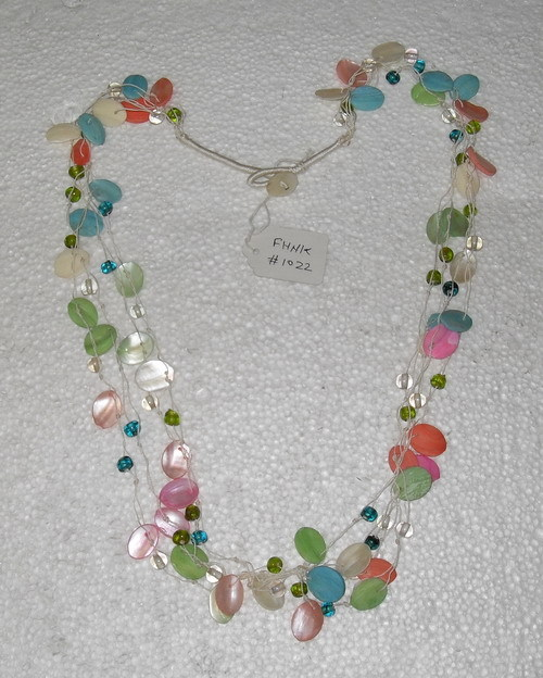 Beaded Necklace Pattern Tips | eHow.com