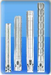 Radial & Mixed Flow Submersible Pumps