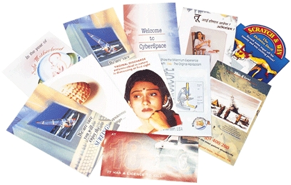 Multi Color Leaflets Printing Services