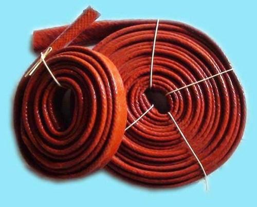 Fire Resistant Heat Resistant Fiberglass Sleeving In