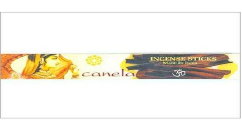 Canela- Organic Incense Sticks