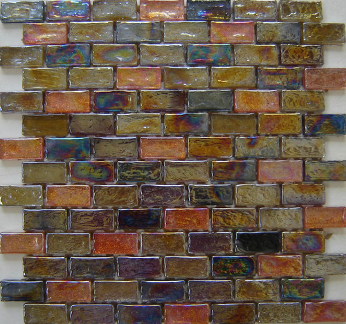 Glass Mosaic Tiles (DFH4212)