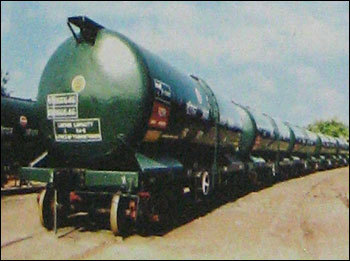 BTPN Type Petrol Tank Car