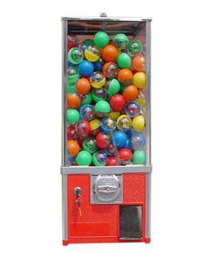 capsule vending machine