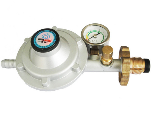 gas cylinder regulator how to use