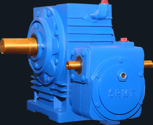 SU Double Reduction Gear Box