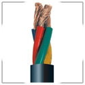 P.V.C. Insulated Flexible Multi-core copper Conductor Cable