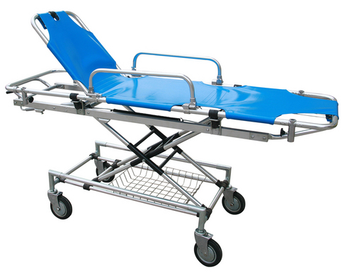 Aluminum Alloy First-Aid Bed