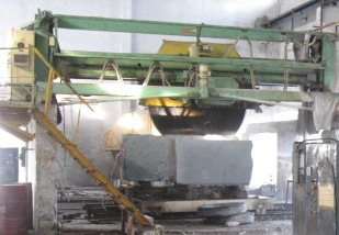 Used Granite Cutting Machine