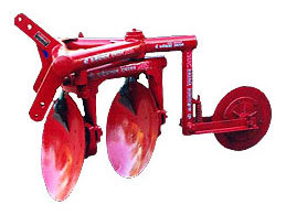 Automatic Disc Plough