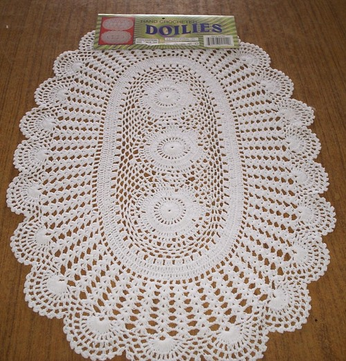 free crochet table runner pattern