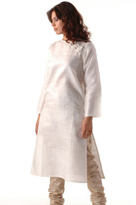 matka silk 888 long kurta in mumbai maharashtra india fabindia
