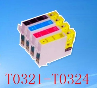 Compatible Ink for Epson Ink Cartridge T0321-T0324