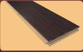 Vertical Hand Scraped Bamboo Flooring