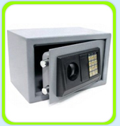 Digital Jewellery Safe Box