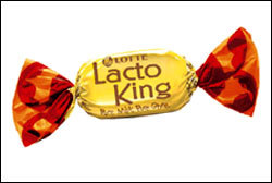 Lotte Lacto King Toffee