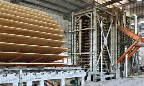 machinery linyi ruifeng machinery manufacturing co ltd particle board