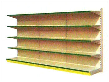 Light Duty Departmental Shelving Racks