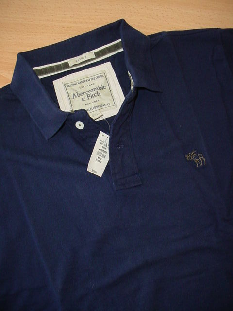 A&F Polo T-shirt