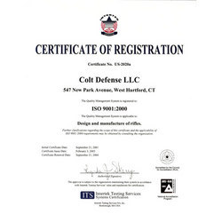 Iso/ Ssi Certification Services