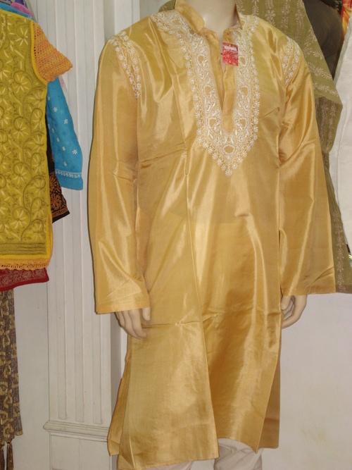 Silk Kurta