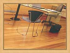 Office Wooden Flooring