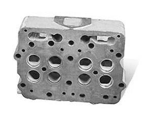 Earth Moving Vehicle Cylinder Heads