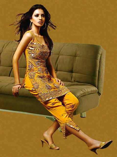 Brocade Salwar Kameezes | Brocade Salwar Kameez Sets | Brocade