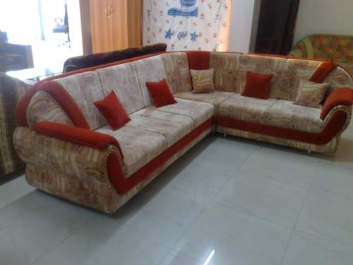 Designer Corner Sofa In Ahmedabad Gujarat India