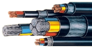Copper & Aluminium Armoured Cable