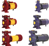 Centrifugal Monoblock Single Phase Pumps