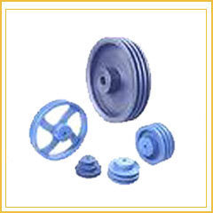 V-Belt Pulleys