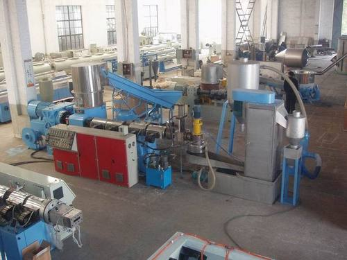 Plastic Cooling-Cutting Pelletizing Production Line