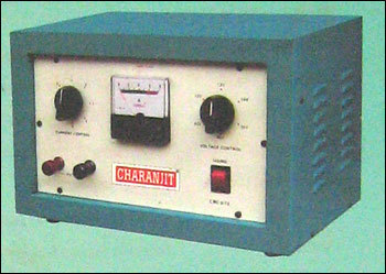 Manual Battery Charger