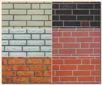 D coration de la maison placage briquette for Fausses pierres murales
