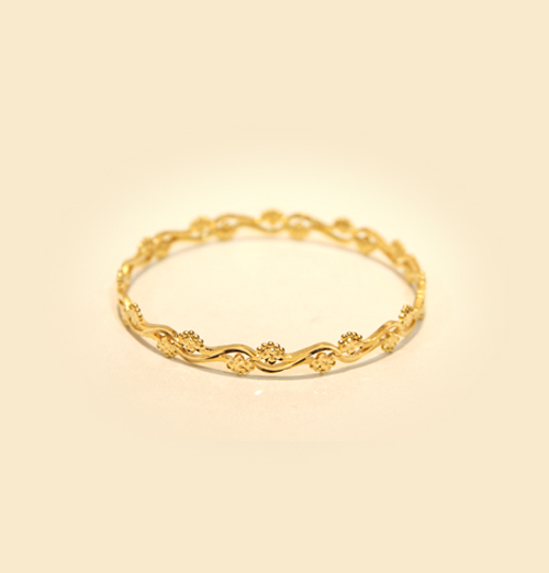 22Karat Gold Ladies Bracelets - 22 Karat Gold Ladies Bracelets