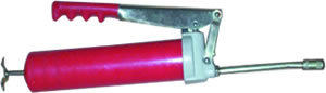 Red Zinc Plated Grease Guns