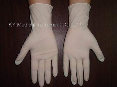 Latex Exam Gloves