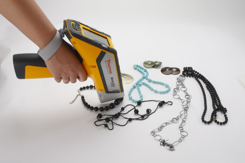 NITON PORTABLE XRF ANALYZER
