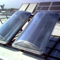 Solar Hot Water Heating System