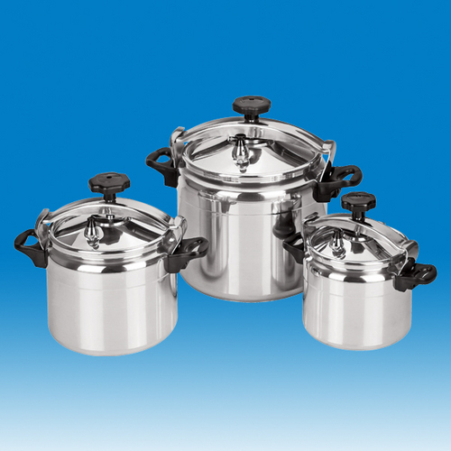 High Body Shrink Shape Pressure Cooker