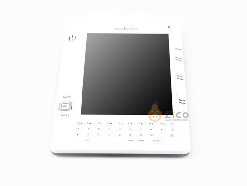 6 Inch E-Book Reader With Keyboard