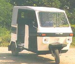Vikram 410D Three Wheeler
