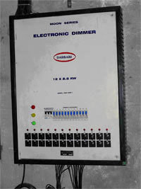 Electronic Dimmer Panel