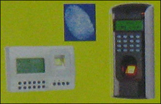 Biometric Reader With Access Controller